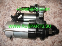 Стартер двигателя Cummins 4BT3,9 (24V) (6KW)